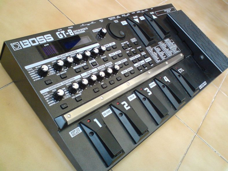 multi-effects-pedal