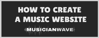 how-to-create-music-website