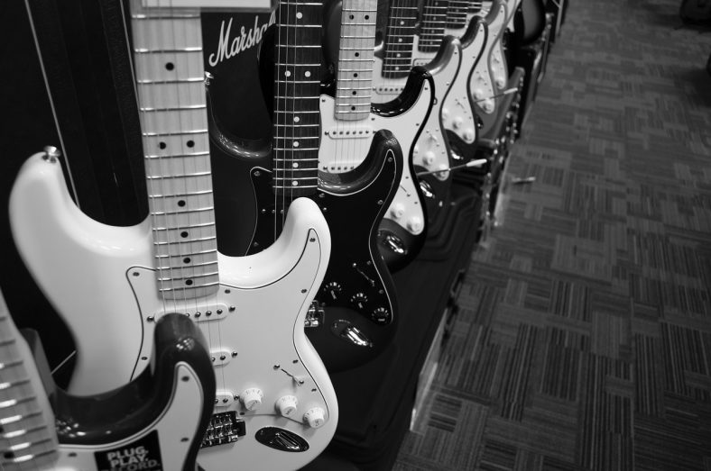 types-electric-guitar