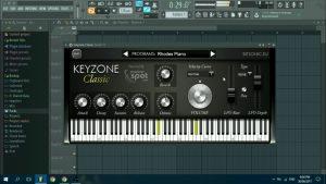 KeyzoneClassic