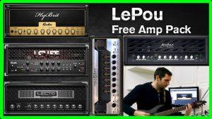 LePou Amp Pack