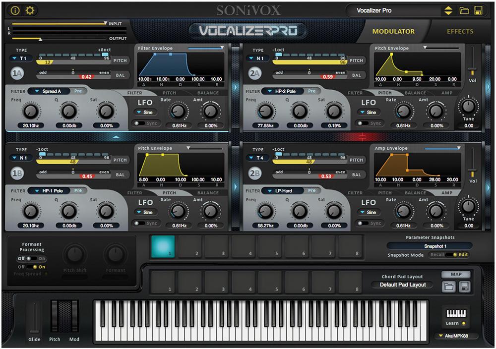 Vocalizer Pro