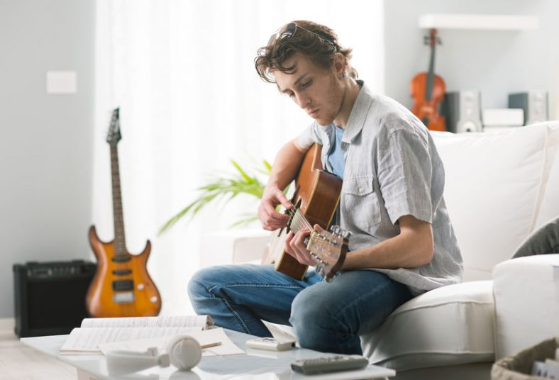 musician home