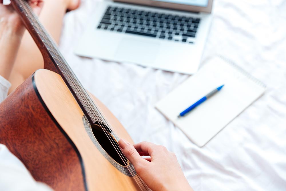 musicians money online