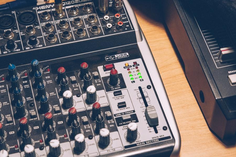 usb-mixers