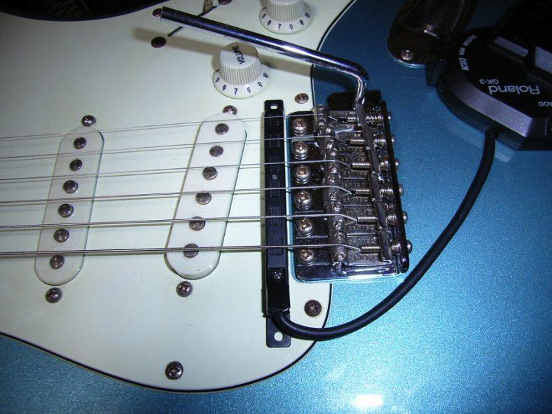 MIDI-pickups