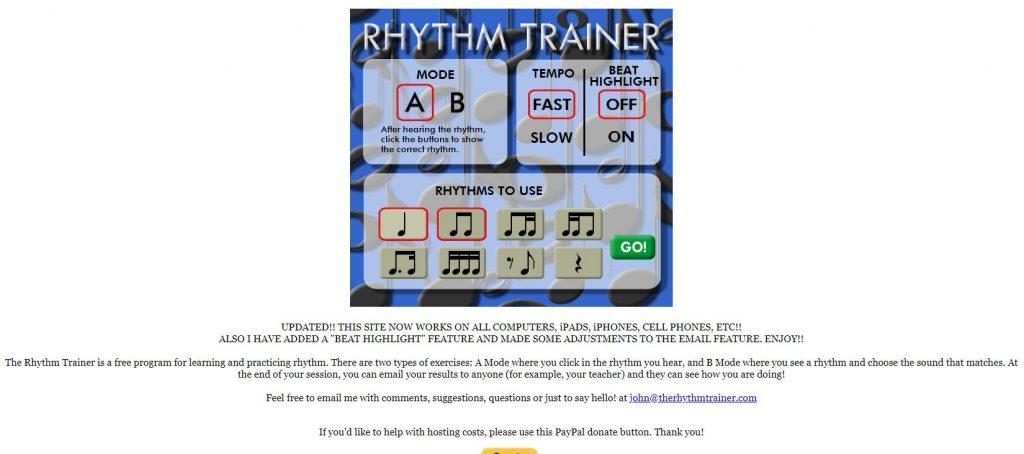 rhythm-trainer