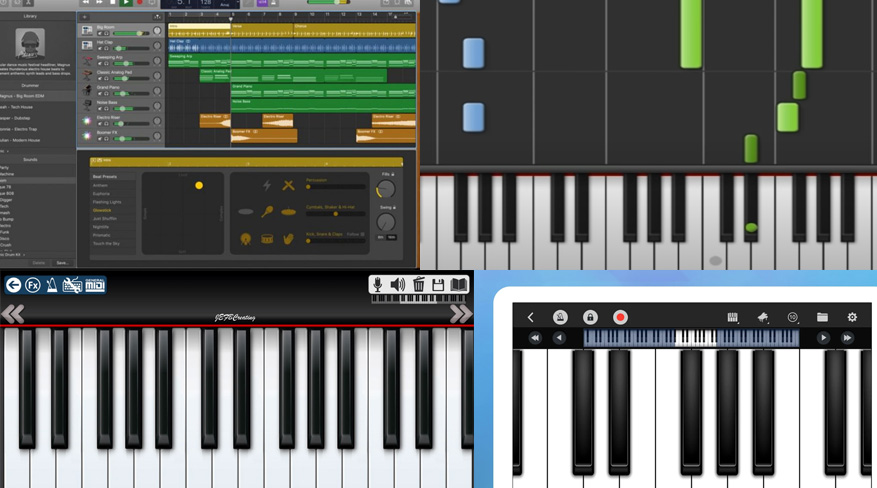 The Best MIDI Keyboard Software (Windows, Mac, Linux, Android, iOS) -  Musician Wave