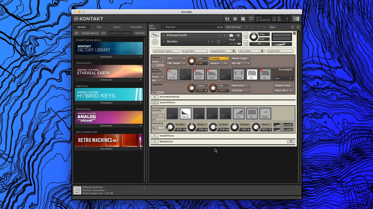 Used new library be be instrument your before to kontakt needs added this can Help, in