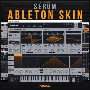 4. Serum Ableton Skin