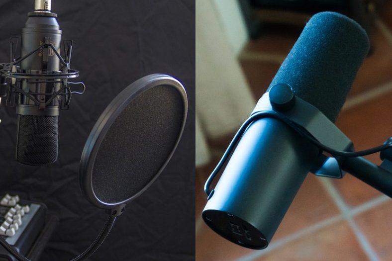 popfilter-vs-foam-microphone