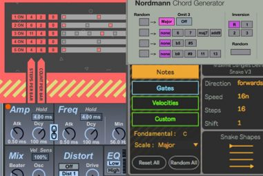 10 Great Max for Live Devices for Ableton Live
