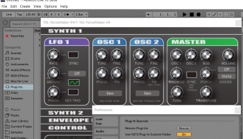 VST Plugins in Ableton Live (How to Install, Free VSTs for Ableton)