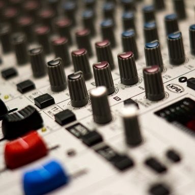 The 5 Best Audio Mixers for Recording, Mastering, and Mixing