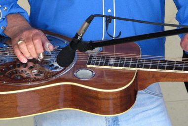 The Differences Between Lap Steel Guitar and Dobro