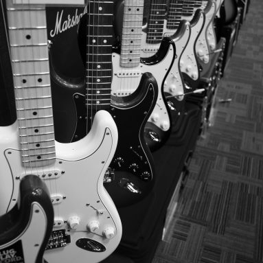 Types Of Electric Guitars (Body, Materials, Pick-Ups)