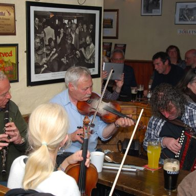 A Brief Introduction to Traditional Irish Music