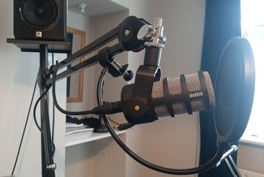 What is the Best Boom Arm for the Rode PodMic?