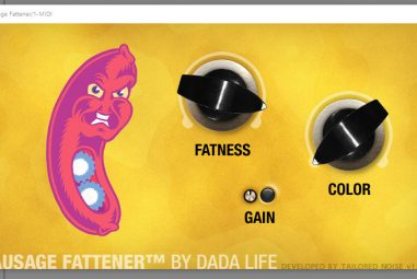 Sausage Fattener Review – The All-In-One Saturation, Compression, Limiter Plugin